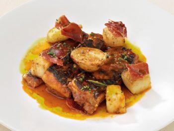 Aragon ternasco stew