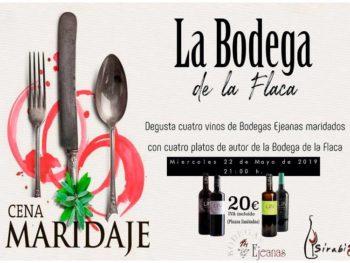Tasting at La Flaca bodega