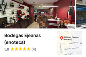 Enoteca - shop and office