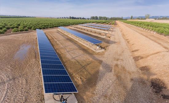 Bodegas Ejeanas solar panels