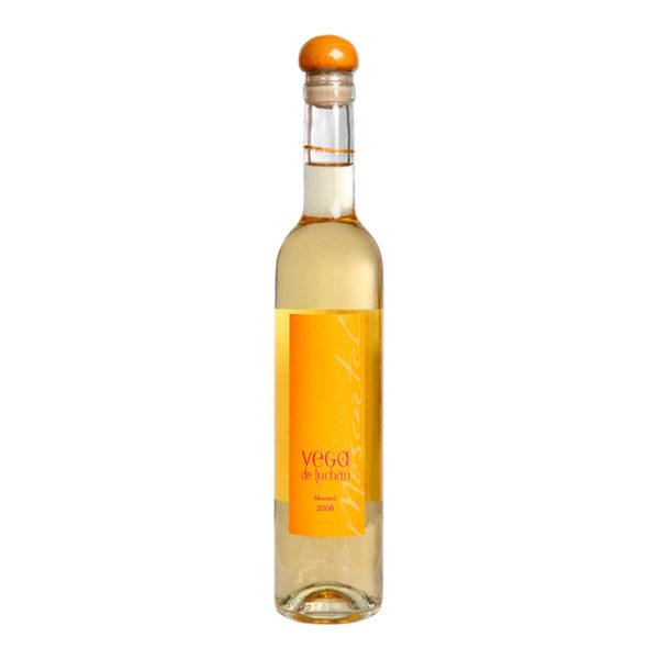 Sweet wine Vega de Luchan